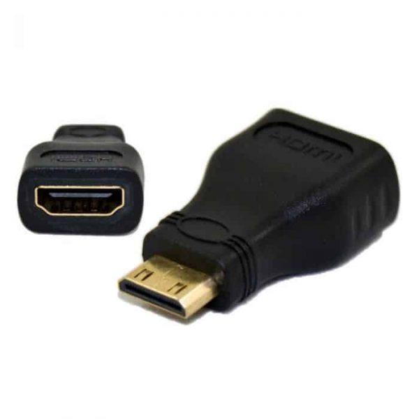 HDMI to Mini HDMI Connector