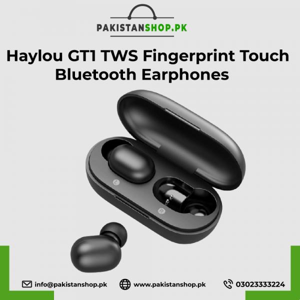Haylou-GT1-TWS-Fingerprint-Touch-Bluetooth-Earphoness