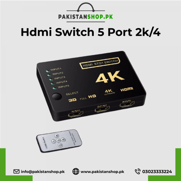 Hdmi-Switch-5-Port-2k