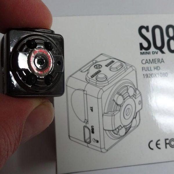 Hidden Mini Camera SQ8 Night Vision