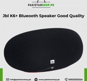Jbl K6+ Blueooth Speaker Good Quality