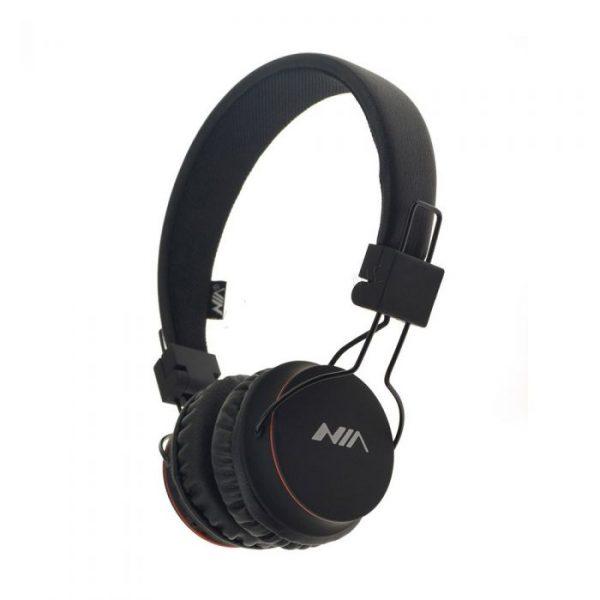 NIA X2 Bluetooth wireless headphone Black