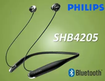 Philips Wireless Bluetooth Handsfree SBH4205
