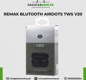 REMAX-BLUTOOTH-AIRDOTS-TWS-V20