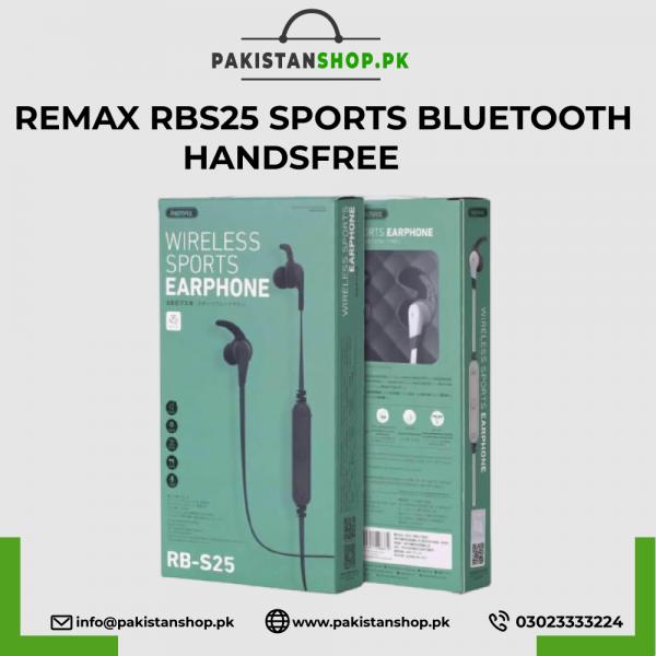 REMAX RBS25 SPORTS BLUETOOTH HANDSFREE