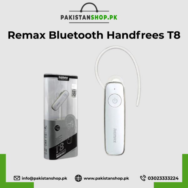 Remax-Blutooth-Handfrees-T8