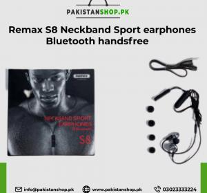 Remax-S8-Neckband-Sport-earphones-Bluetooth-handsfree