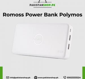 Romoss Power Bank Polymos 20 20000MAH