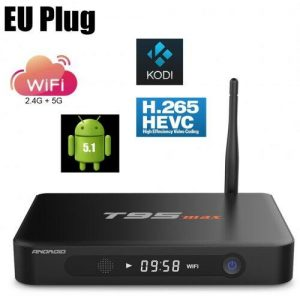 Sunvell T95 Super 4K Android Box Andorid 10Quad2GB16GB