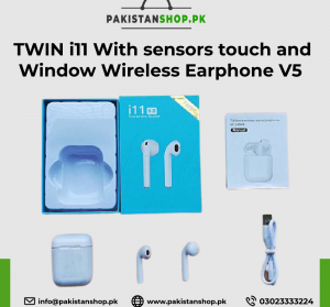 TWIN-i11-With-sensors-touch-and-Window-Wireless-Earphone-V5
