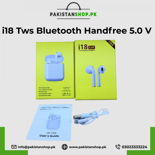 i18-Tws-BluetoothHandsfree