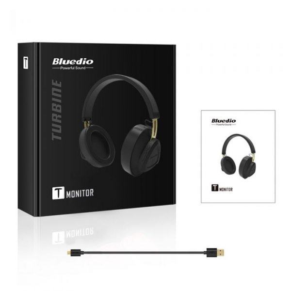 Bluedio Bluetooth Headset TMonitor