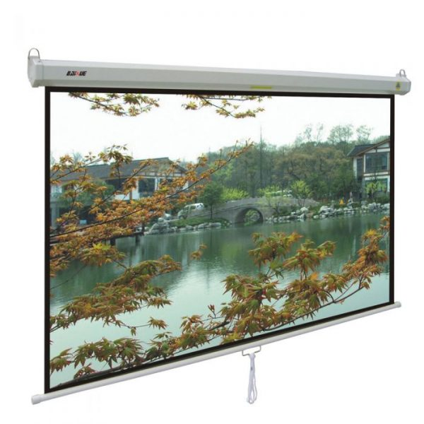 PROJECTOR SCREEN 120 INCH MANUAL