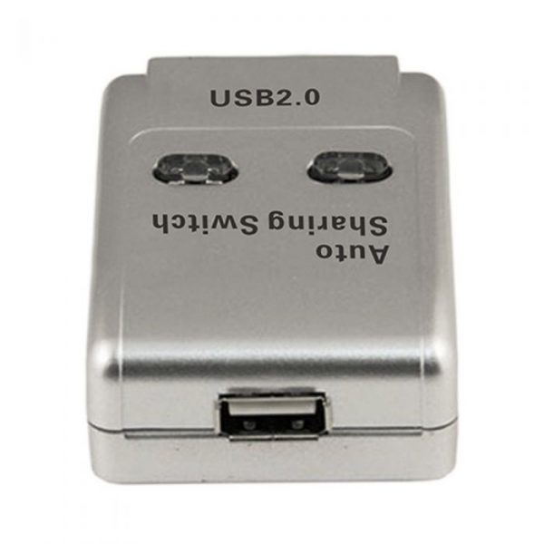 USB Printer Auto Data Switch 2 port