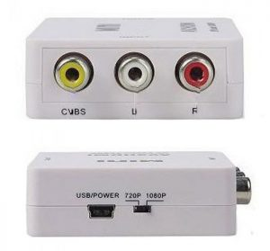 AV to Hdmi converter Mini Box 1080P