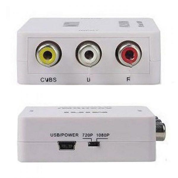 AV to Hdmi converter Mini Box 1080P