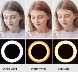 20cm flash ring light