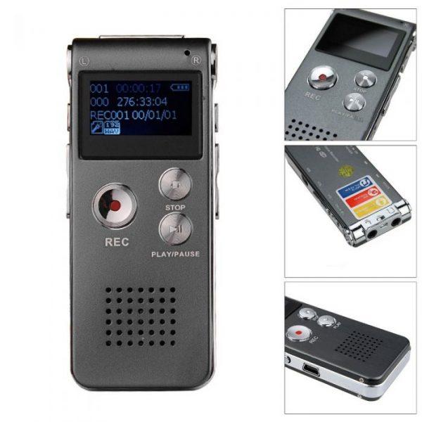 Voice Recorder 8GB