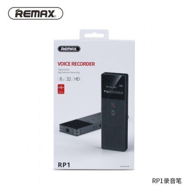 REMAX VOICE RECODER 8GB RP1