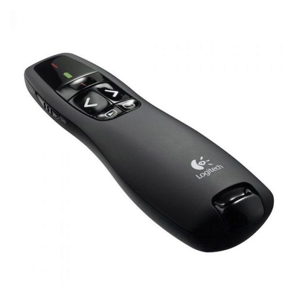 logitech presenter R400 red laser pointer