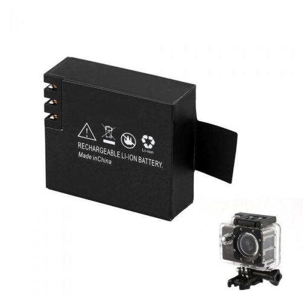 Action Sports Camera 4K Battery
