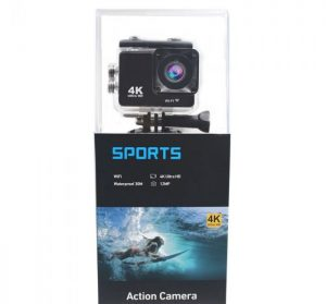 ACTION SPORTS CAMERA WIFI 4K 1080P HD