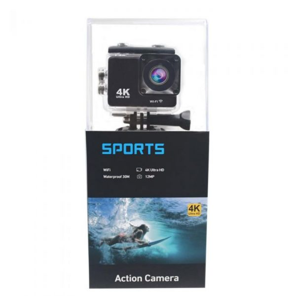 ACTION SPORTS CAMERA WIFI 4K 1080P HD