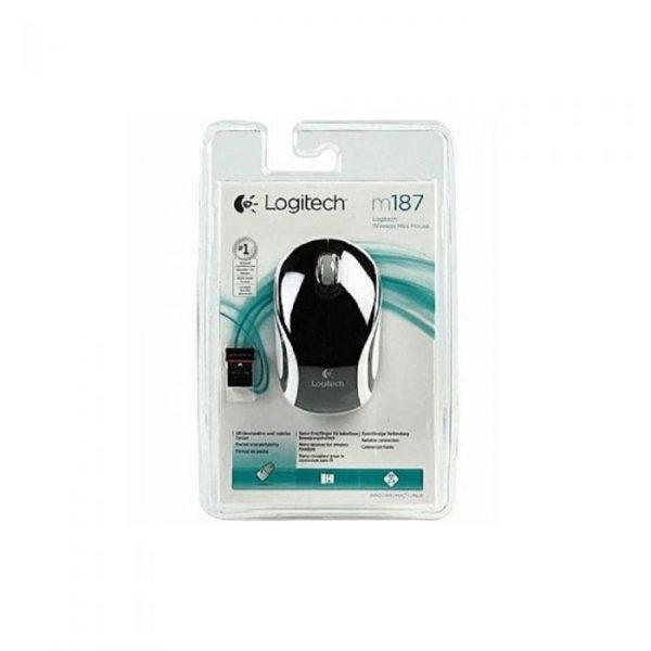 Logitech M187 Wireless Mouse High Copy