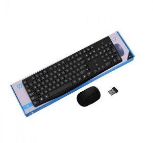 HP wireless keyboard mouse combo