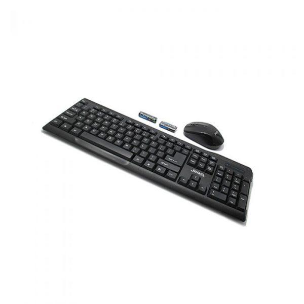 Jedel wireless keyboard mouse