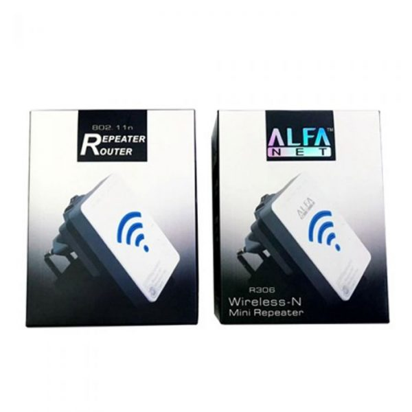 ALFA R306 WIRELESS-N MINI REPEATER