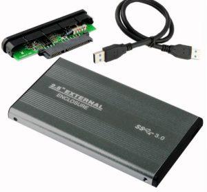 Hard Disk HDD 2.5 inch case