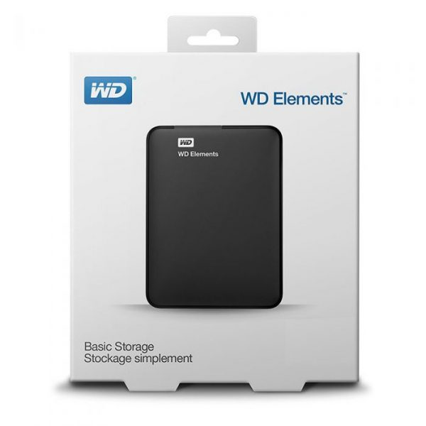 WD 2.5 inch CASE ELEMENT USB 3.0