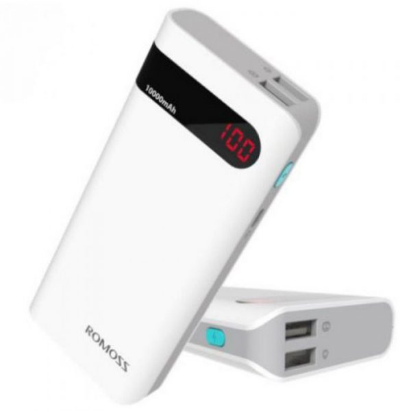 Romoss sense 4p 10000Mah Power bank
