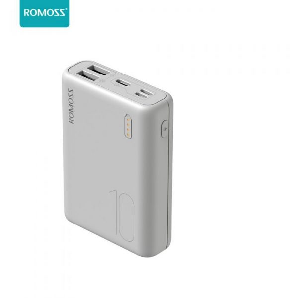 Romoss simple10 power bank