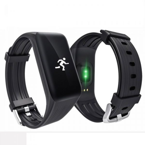K1 BLACK BLOOD PRESSURE WATERPROOF BLUETOOTH