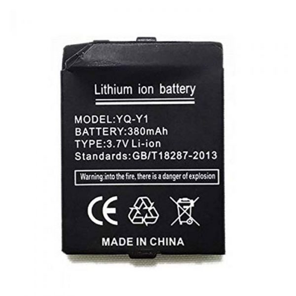 Smart Watch Y1 Battery