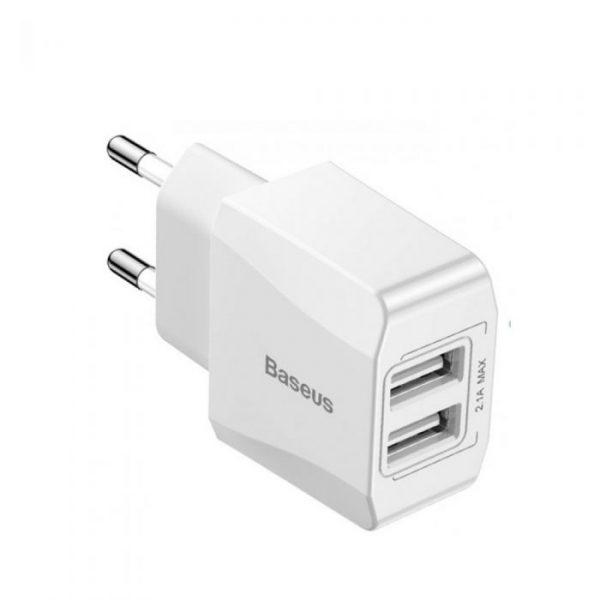 Baseus charger mini dual USB charger