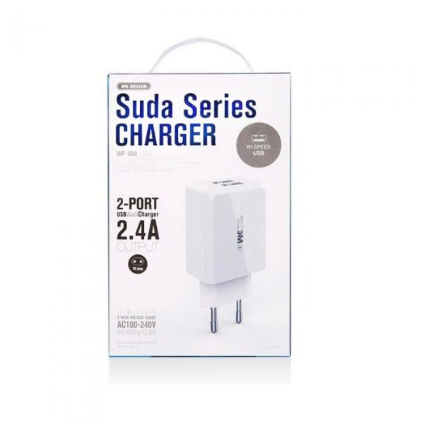 Remax wp-U60 USB Charger 2.4A