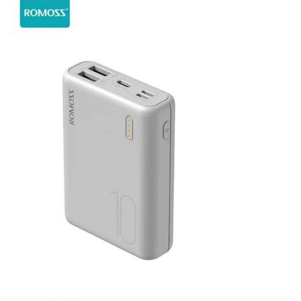 Romoss simple10 power bank 10000mah
