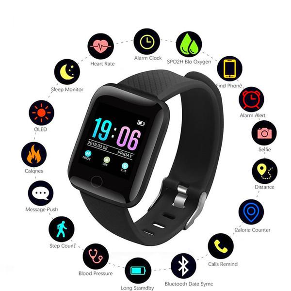 D13 Smart Bracelet Fitness Tracker