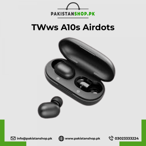 Tws A10s Airdots Bluetooth plus Power Bank