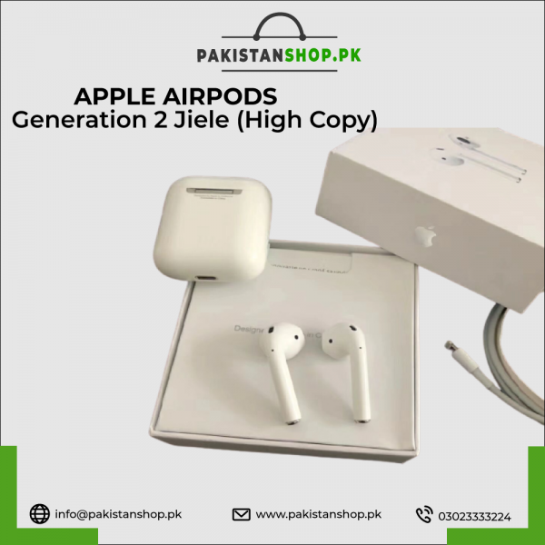 Apple Airpods Generation 2 Jieli