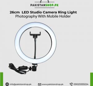 Camera Ring Light Photography