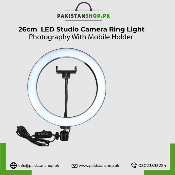 Camera Ring Light Photography