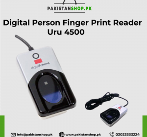 Digital Persona Finger Print Reader Uru 4500