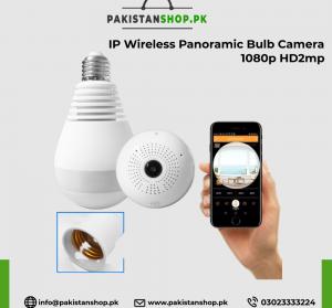 Ip-Wirelss-Panoramic-Bulb-Camera-1080p-