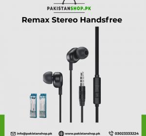 Remax Stereo Handsfree Rw 105