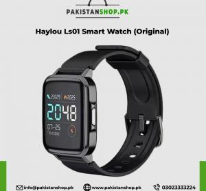 Haylou LS01 Smart Watch (Original)