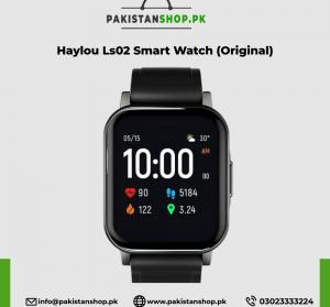 Haylou Ls02 Smart Watch (Original)